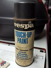Vespa Touch-up Paint Spray Can . Original OEM. FOR DISPLAY ONLY.