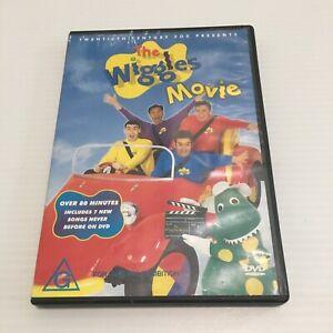 The Wiggles Movie DVD 1998 Original Wiggles FREE POST