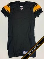 Pittsburgh Steelers Team Issued Reebok 1962 Throwback Jersey (07-11) Back Stock