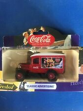 Coca-Cola 1928 Chevrolet Van Classic Advertising SL21002 New Other