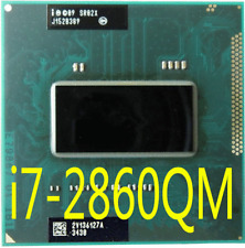 Original Intel Core i7-2860QM 2.5 GHz 8MB Quad-Core Processor CPU