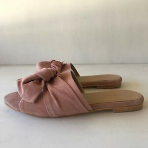 [COUNTRY ROAD] NEW! SZ 38,40 [CR LOVE] ally knot slide rose pink - 7,9