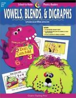 School-to-Home Phonics Readers, Grades K-1 : Vowels, Blends, and Digraphs