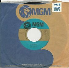 "MARK DINNING re 7"" 45 rpm Teen Angel / Bye Now Baby NM Vinyl . . MGM logo sleeve"