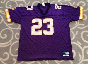 Michael Bennett #23 Minnesota Vikings Adidas NFL Football Jersey Men's 2XL