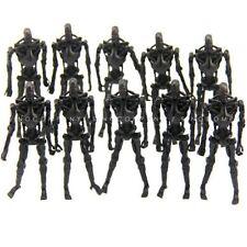 "Lot 10PCS Terminator Salvation 4 Series 3 3/4"" Figure T-700 T700 Boy Toy S409"