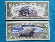 1961 Chevy Impala Classic American Cars Series ~ $1,000,000 One Million Dollars