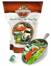 SweetGourmet Kervan Assorted Sharks Gummi Candy, 1Lb FREE SHIPPING