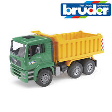 Bruder Toys 02765 MAN TGA Tipper Tip Up Truck TG410A  1:16 Scale Toy Model