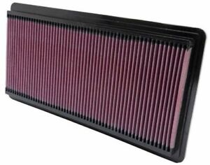 K&N Drop In Replacement Panel Air Filter Fits 1997-04 Chevrolet Corvette 5.7L V8