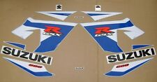 GSX-R 600 2005 full decals stickers graphics kit set 04-05 autocollants наклейки