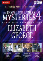 4 DVD * THE INSPECTOR LYNLEY MYSTERIES VOL. 4 # NEU OVP &