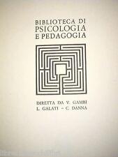 PSICOLOGIA DELLA RAGAZZA Pierre Mendousse EP SAIE Biblioteca di Pedagogia 8 e