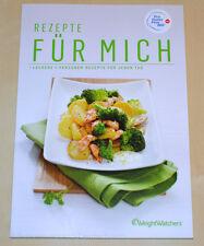 Weight Watchers Kochbuch - Rezepte ''Für Mich'' ProPoints™ Plan 360° *2013* NEU
