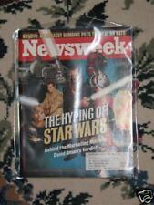 May 17, 1999 Newsweek Magazine - Star Wars