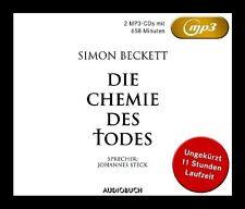 Krimi- & Thriller-Hörbücher und-Hörspiele auf Englisch Beckett Simon
