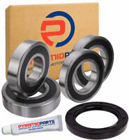 Rear Wheel Bearings & Seals Yamaha IT465 81-82