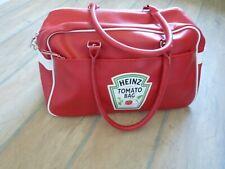 HEINZ Tomato Ketchup Umhängetasche Sporttasche - Retro