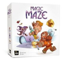 Magic Maze Board Game - New
