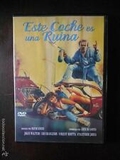 DVD ESTE COCHE ES UNA RUINA - JULIE WALTERS - COMO NUEVA SOLO DESPRECINTADA (4C)