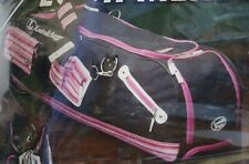 NEW Louisville Slugger Equipment Bag Bat Carrying Case Softball Baseball Pink
