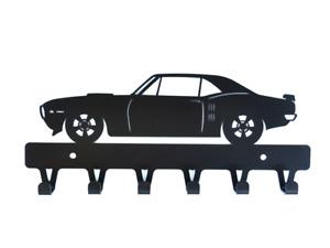 Hot! Pontiac Firebird key chain rack wall design garage car gift for men kid