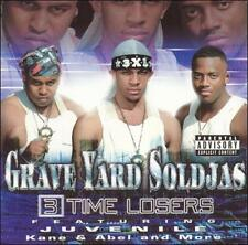 GRAVEYARD SOLDJAS - 3 TIME LOSERS [PA] *