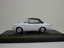 TOYOTA 1st PUBLICA 1964  White  1:43 FIRST:43 MODELS NEW