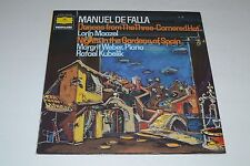 Manuel De Falla: Dances from The Three-Cornered Hat~Lorin Maazel~German IMPORT