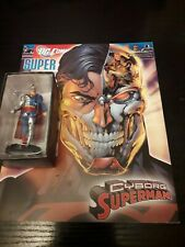 Dc Comics Superhero Collection 42 Cyborg Superman
