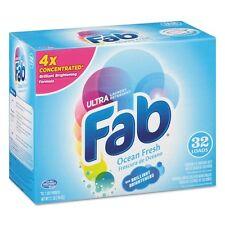 Fab 2X Powdered Laundry Detergent - 36212