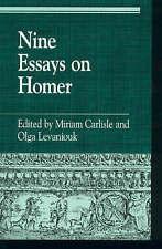 USED (GD) Nine Essays on Homer