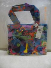 THE CHILDREN'S PLACE FLOWERED PANTS HANDBAG SNAP PURSE BAG NWT