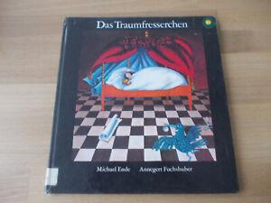 Bilderbuch Das Traumfresserchen, Michael Ende,Annegert Fuchshuber, Thienemann