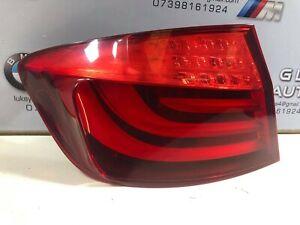 BMW 5 SERIES F10 REAR LEFT SIDE TAIL LIGHT OEM 17346201