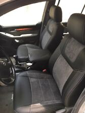 seat covers Toyota Prado 120 luxury premium Leather Interior personal stylish