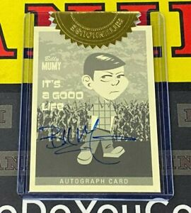 2020 Twilight Zone Archives Billy Mumy as Anthony Fremont Portfolio Autograph!