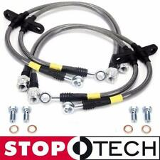 Stoptech Stainless Steel Braided FRONT & REAR Brake Lines Chevrolet Camaro 10-13