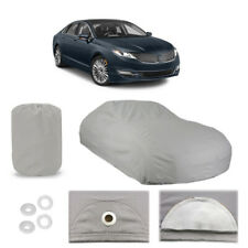 Covercraft Custom Fit Car Cover for Select Lincoln MKZ Models Black FS17579F5 Fleeced Satin