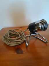 Vintage Desktop Microphone with 48 inch lead Type CE-102G IMP 20 OHM Û