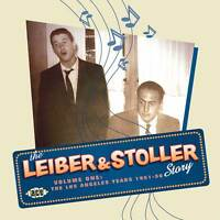 The Leiber & Stoller Story Vol 1: Hard Times The Los Angeles Years 1951-56 (CDCH