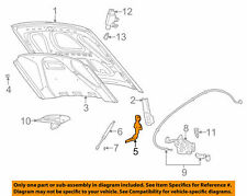 NEW GENUINE FORD Right Hood Hinge Assembly 6W7Z-16796-A Crown Victoria 1998-2011