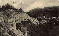 Gruss aus AK BUCHFART um 1900/10 ungebraucht Teil-Ansicht Thüringen Postkarte