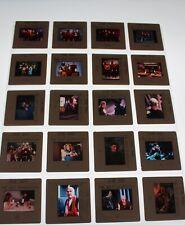Star Trek THE NEXT GENERATION PRESS KIT LOT OF 35MM SLIDE TRANSPARENCY PHOTO
