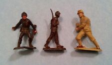 Vintage Marx Operation Attack WWII figures