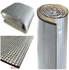 1*1.4M Sound Deadener Heat Foam Rubber with Aluminum Sheet Heat Noise Defend Mat
