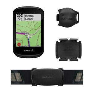 Garmin Edge 830 Bike Computer with Sensor Bundle