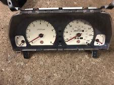 Mgf mk1 Instrument cluster speedo With 110k On Clock