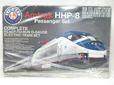 LIONEL 6-31779 AMTRAK HHP-8 PASSENGER SET (FACTORY SEALED) NIB