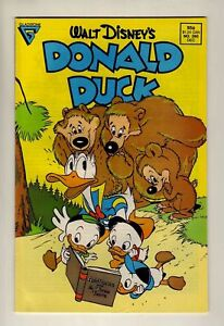 Donald Duck #260 - December 1987 Gladstone - Carl Barks art - Very Fine (8.0)